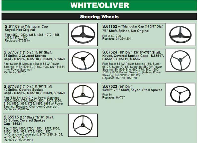 STEERINGWHEELS Oliver Super Wiring Diagram on oliver ignition diagram, oliver tractor, oliver parts diagram,