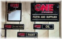 Rick's Oliver Tractor Parts Web Site